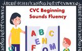 CVC Words Worksheet Freebie (Beginning Sounds)