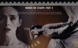 Women on Stamps: Part 4