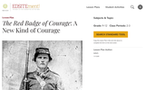 The Red Badge of Courage: A New Kind of Courage