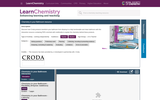 Chemistry in your Bathoom