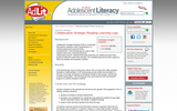 Collaborative Strategic Reading Learning Logs