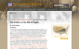 Bill of Rights Part 2: The Politics of the Bill of Rights