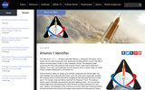 Exploration Mission-1 Identifier for NASA