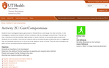 Activity 2C: Gait Compromises