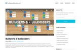 Builders and Bulldozers