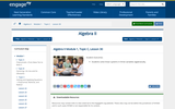 Algebra II Module 1, Topic C, Lesson 30