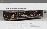 Europe and the Islamic World, 1600-1800