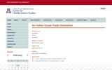 An Indian Ocean Trade Simulation