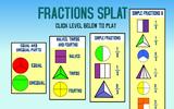 Fractions Splat