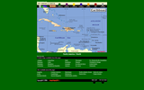 The Caribbean-Interactive Map