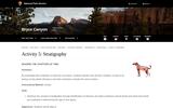 Activity 5: Stratigraphy