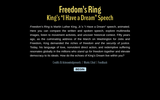 "Freedom's Ring: An Animated Version of Martin Luther King's ""I Have a Dream"" Speech"