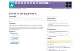 CS Fundamentals 1.11: The Big Event Jr.