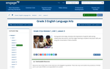 Answer questions using specific details from the text: Grade 3 ELA Module 1, Unit 1, Lesson 3
