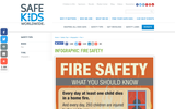 Infographic: Fire Safety