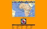 Africa-Interactive Map