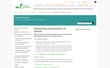 Applied Science: Distribution and Abundance of Species