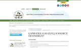 Landfill Gas (LFG) A Source of Energy?