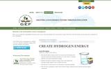 Create Hydrogen Energy