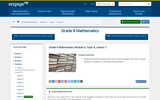 Linear Equations and Solutions: Grade 8 Mathematics Module 4, Topic A, Lesson 7