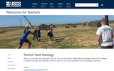 Schoolyard Geology - Lesson 1.2: Navigate Your Schoolyard