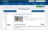 Angle-Angle (AA) criterion for similar triangles: Grade 8 Mathematics Module 3, Topic B, Lesson 10
