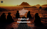 Colors of Afghanistan