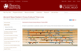 Ancient Near Eastern Cross-Cultural Time Line