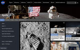 NASA's Apollo Missions Page