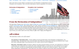 9/11 and the Constitution:Terms to Know